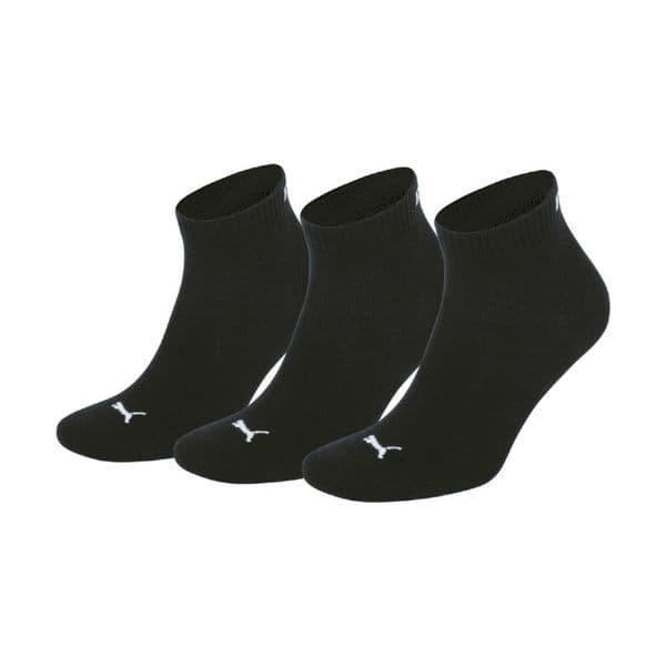Puma PUMA SNEAKER SCK 3 PR PK Socks Black
